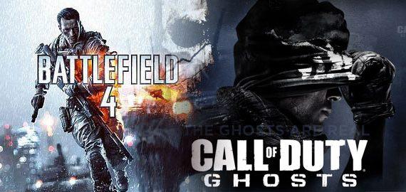 Oculus Rift - vorpX - Call of Duty: Ghosts - Battlefield 4